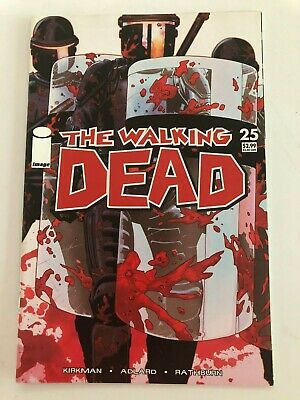 The Walking Dead #25, 1st Printing, Early Issue from 2006 - Kirkman