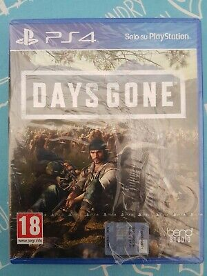 Days Gone Ps4 - Playstation 4 - Italiano - In Offerta Ora !!!
