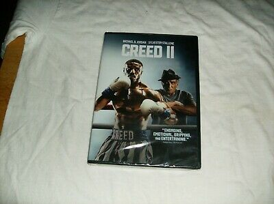 Creed II (DVD, 2019)