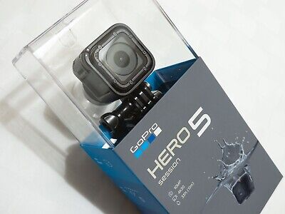 GoPro Hero 5 Session 4K HD Action Camera, Excellent Condition