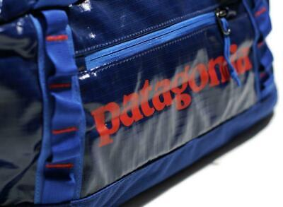 NEW PATAGONIA 60L BLACK HOLE DUFFEL BAG BIG SUR BLUE COLOR BACKPACK NEW  w TAGS