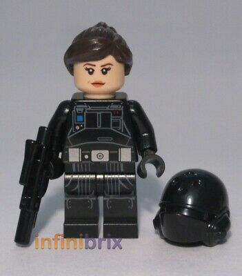 Lego Jyn Erso Minifigure (Disguise) from set 75171 Star Wars NEW sw814