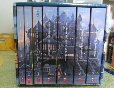 Harry Potter The Complete Collection Special Edition Box Set (Paperback Books)