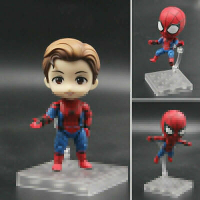 Nendoroid 781 Avengers 3 Infinity War Spider-Man Figure Xmas Toy Collectible FR