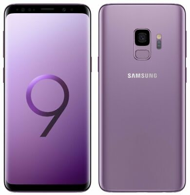 Samsung Galaxy S9+ Plus(Latest) SM-G965U 64GB Unlocked Verizon T-Mobile AT&T