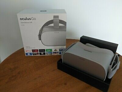Oculus Go 32GB VR Headset - Standalone, All in One Virtual Reality 301-00102-01