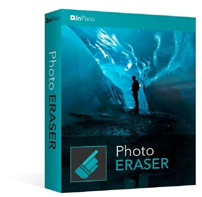 Inpixio Photo Eraser 9 Full Version Remove Unwanted Objects - Instant Download