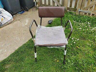 Diabled Chair With Cushion