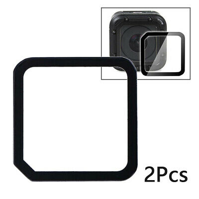 2X Tempered Glass Film Screen Protector For Gopro Hero 4/5 Session Camera Lens