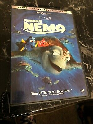 Finding Nemo . 2 Disc Collector's Edition