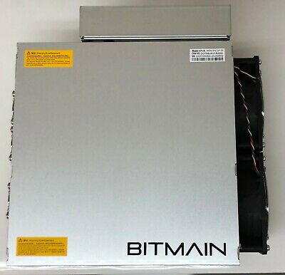 BITMAIN ANTMINER S17 PRO 50TH/s WITH PSU - BTC BCH BITCOIN ASIC MINER