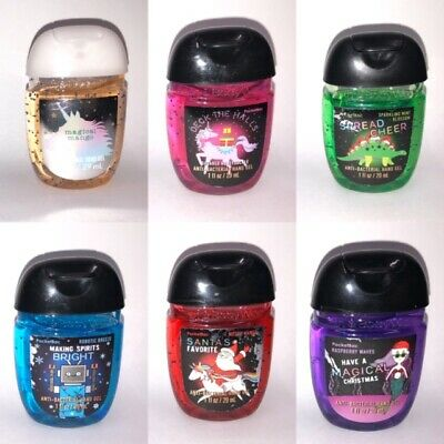 (BUY 8 GET 1 FREE) Bath and Body Works PocketBac Hand Sanitizers