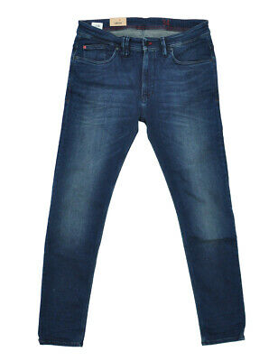 CINQUE LUXUS - Jeans CIPICE Hose 1537 STRETCH SLIM FIT Gr. 34/32 / 50 2108 Blau