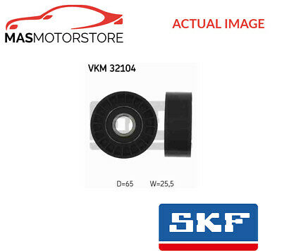 Vkm 32104 Skf Upper V-Ribbed Belt Deflection Pulley I New Oe Replacement