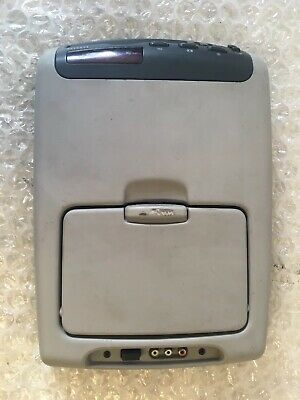 Ford Fusion 2002 - 2008 Rear Roof DVD Player & Monitor 3N11 10E947 AD