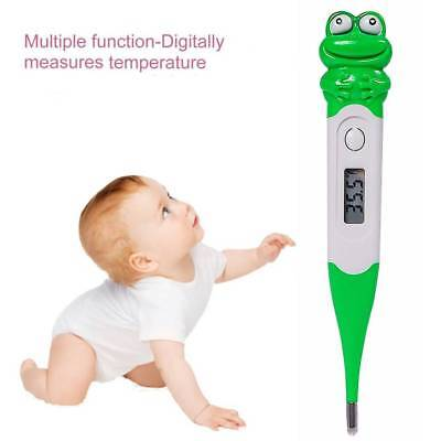 1 pc Cute Animals Diagnostic Digital Monitor Thermometer Oxter For Baby Children