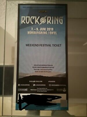Rock am Ring 2019 - Weekend Festival Ticket (Ohne Camping)