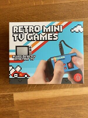 Thumbs Up Mini Retro TV Games Controller Console featuring 200 games *NEW*