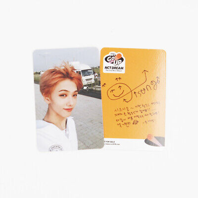 [NCT Dream]We Go Up Official Photocard/JISUNG