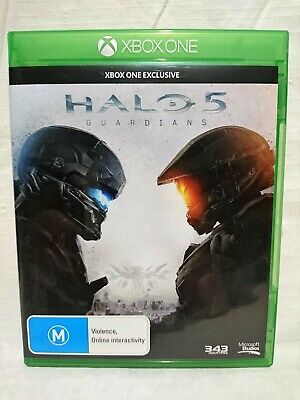 Halo 5 Guardians Xbox One - Like New