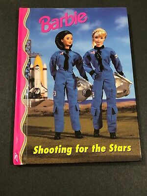 Barbie And Friends Book Club Shooting For The Stars HC Illustrated Chapter  4-8