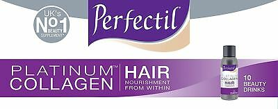 Perfectil  Collagen Hair Beauty Drinks Multipack 50ml (Pack of 10)