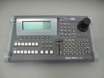 Snell & Wilcox Magic Dave System Controller