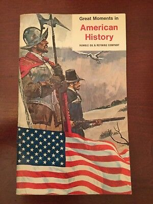 Great Moments in America History Book