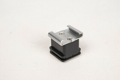 Flash Sync Hot Shoe Adapter For cameras Without PC Socket
