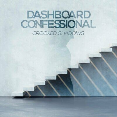 Dashboard Confessional - Crooked Shadows Softpak  Cd New