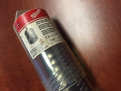 "MILWAUKEE 48-20-5091 SDS Plus (R) Core Bit, 1-3/4"" with center bit"