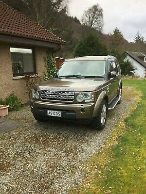 Land Rover Discovery 4 HSE TDV6