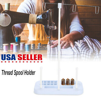 1Pc 3 Sewing Thread Spool Embroidery Holder Light Weight for Home Sewing Machine