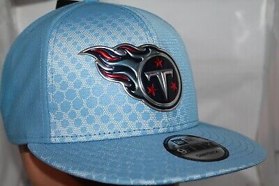 buy popular 491c5 92fca Tennessee Titans New Era NFL 9FIFTY On-Field Color Rush Snapback,Hat,Cap