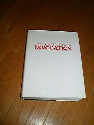 "The Compleat Invocation (Verlag ""Kaufman and Company"")"
