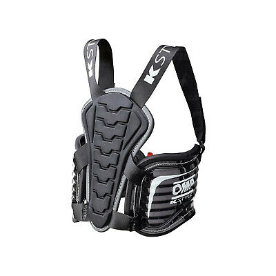 OMP MY15 K-STYLE Rib Protection Vest black s. XS/S