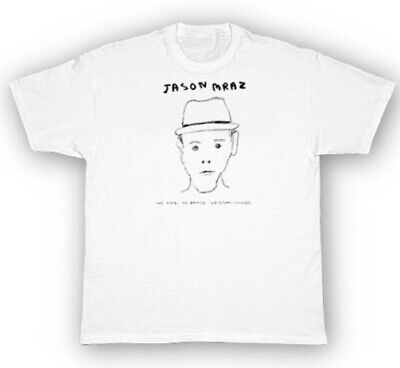 JASON MRAZ MUSIC album t-shirt