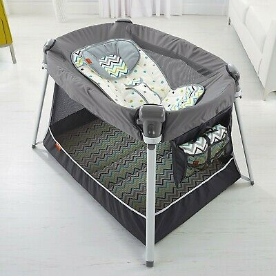 NEW Fisher-Price Ultra-Lite Day and Night Play Yard Playpen Pen SEALED