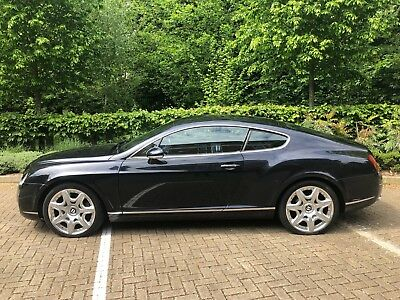 Bentley Continental GT GTC Mulliner Salvage breaking spare parts Gen 1