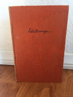 Vintage Dale Carnegie 1952 How to Win Friends and Influence People Collectible