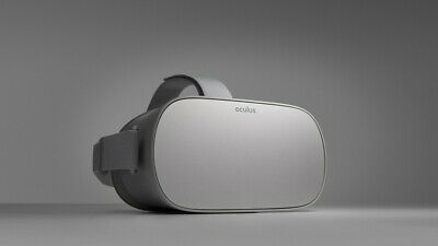 Oculus Go 64GB VR Headset excellent condition. Non smoker with case