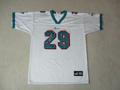 33cd5c4eca6 VINTAGE Puma Sam Madison Miami Dolphins Football Jersey Youth Extra Large  Kids