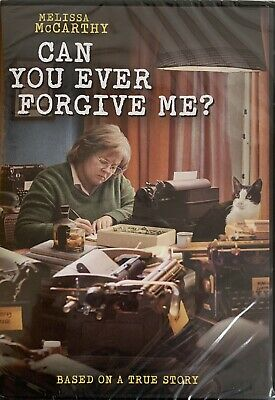 CAN YOU EVER FORGIVE ME?   <   DVD   >   *New *Factory Sealed
