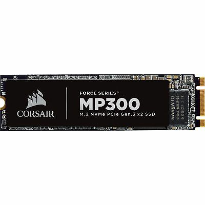 Corsair Force MP300 240 GB, Solid State Drive, schwarz