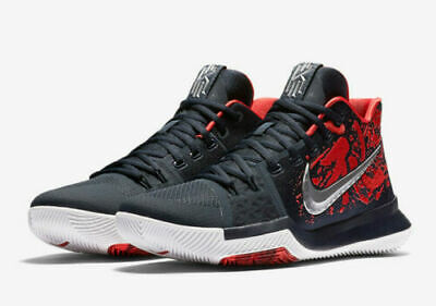 best loved 1f4f6 6fc55 NIKE KYRIE 3 Samurai Christmas Mens Basketball Shoes Size 11 ...