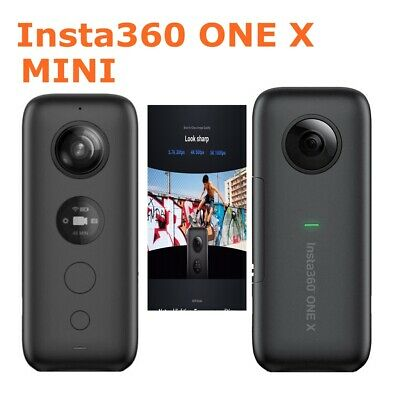 MINi Insta360 ONE X 5.7K Action Camera Panoramic Anti-shake Motion Sports DV EU