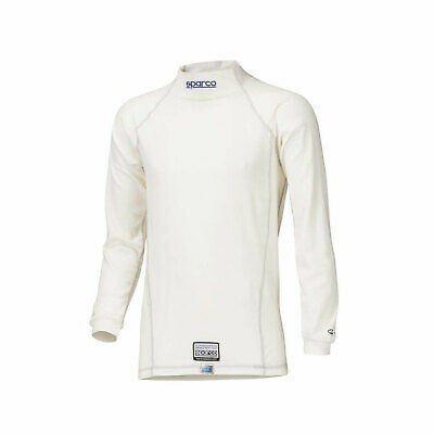Sparco GUARD RW-3 Long Sleeve Top white (with FIA homologation) s. S