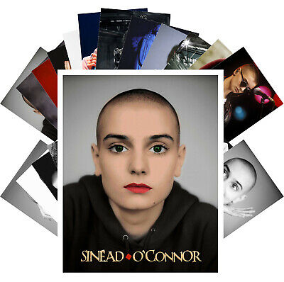 Postcards Pack [24 cards] Sinead O Connor Music Vintage Posters CC1255