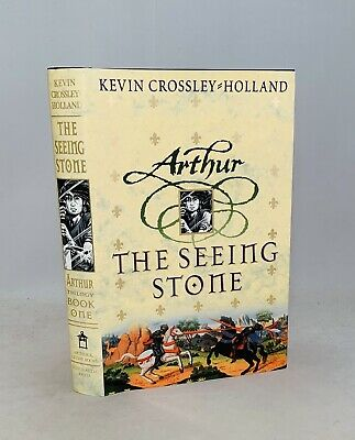 Arthur: The Seeing Stone-Kevin Crossley Holland-SIGNED!-First/1st U.S. Edition!