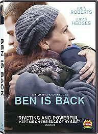 Ben is back (DVD) REGION 1 DVD (USA) IN STOCK READY TO POST BRAND NEW & SEALED